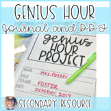 Genius Hour Journal