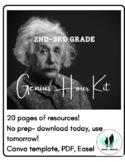 Genius Hour Kit
