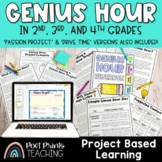 Genius Hour Pack for Elementary