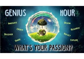 Genius Hour Poster