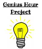 Genius Hour Project