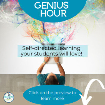 Genius Hour Project Guide for Upper Elementary Students