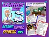 Genius Hour Project Resources Gr 3-4