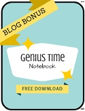 Genius Hour - Research Notebook