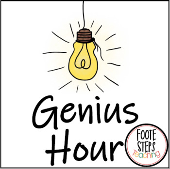Genius Hour Student Guide