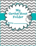 Genius Hour Student Notebook