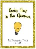 Genius Hour Teacher Prep