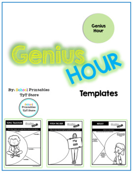 Genius Hour Templates for Any Project