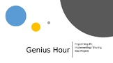 Genius Hour Training: Project Step #5 Implementing & Sharing Your Project