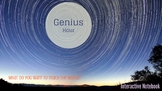 Genius Hour with the Big 6