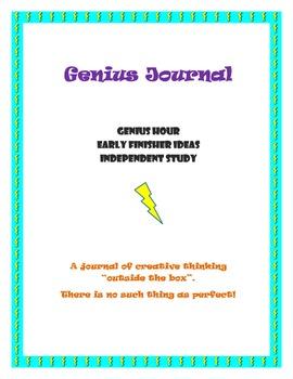 Genius Journal