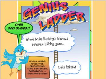 Genius Ladder