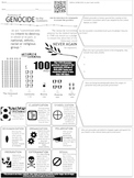 Genocide Infographic & Research Assignment