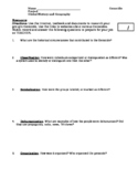 Day 134_Genocide Research Project - Lesson Handout
