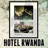 Genocide: War: Non-fiction: Hotel Rwanda (quiz, questions,