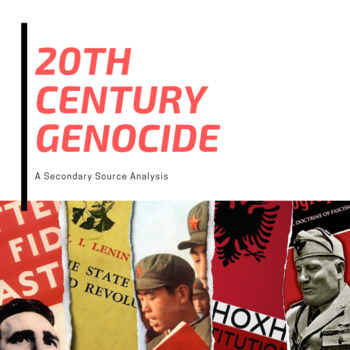 Genocide and 20th Century History