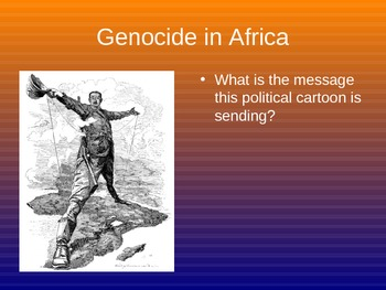 Genocide in Africa