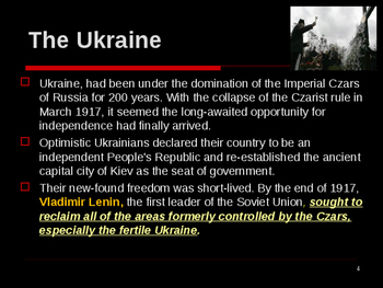 Genocide in the 20th Century - Stalin's Forced Famine