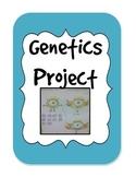 Genotypes Phenotypes Genetic Diversity Punnett Squares