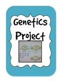 Genotypes Phenotypes Genetic Diversity Punnett Squares