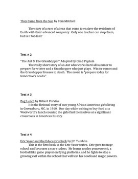Genre 2015 Guided Notes