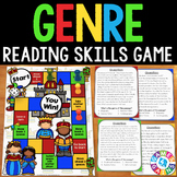 Genre Activity: Identifying Genre Reading Game