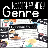 Genre Posters, Notebook Pages, & More!