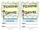 Genre Activities Flip Book Sort and Search and More!