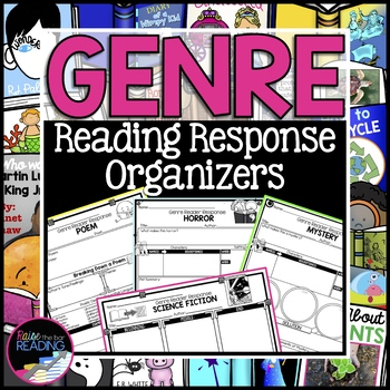 Genre Activity: Genre Graphic Organizers for Reader Response
