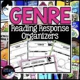 Genre Activities: Graphic Organizers, Reader Response Dist
