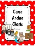 Genre Anchor Charts for Primary Students