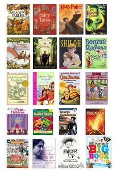 Genre Book Covers