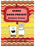 Genre Book Project Realistic Fiction