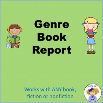 Genre Book Report