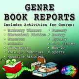 Genre Book Reports – ALL
