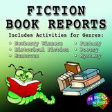 Genre Book Reports – Fiction