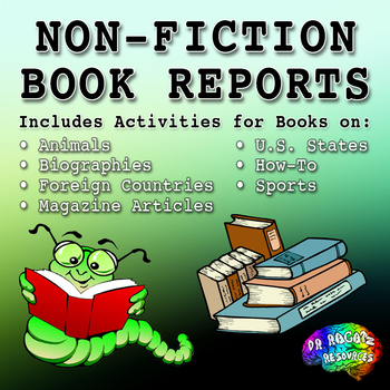 Genre Book Reports – Non-Fiction