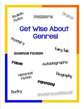 Genre Booklet