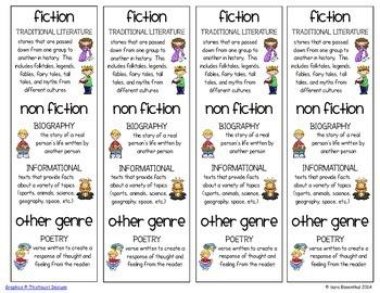 Genre Bookmark