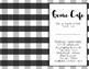 Genre Cafe- Class Book Tasting Menus & Genre Posters