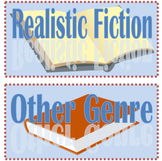 Genre Centers:  Realistic Fiction