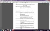Genre Characteristics & Structures: Practice, Assessment,