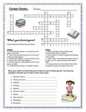 Genre Crossword