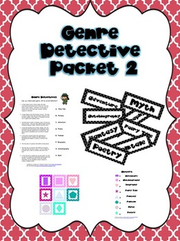 Genre Detective Packet 2