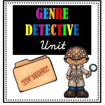 Genre Detective Unit - Teaching Genre