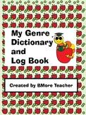 Genre Dictionary and Log Book