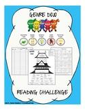 Genre Dojo Reading Challenge