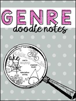 Genre Doodle Notes