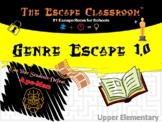 Genre Escape Room (3rd - 5th Grade) | The Escape Classroom