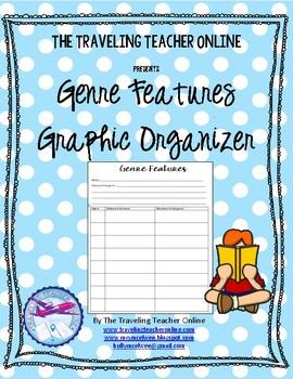 Genre Features Graphic Organizer